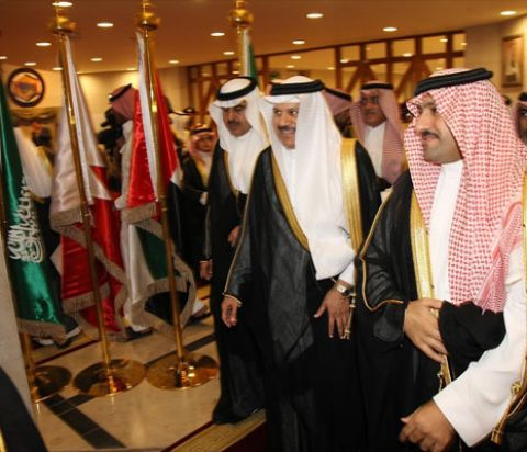 The 33th Anniversary Ceremony of Founding the GCC - Secretariat building for the Gulf Cooperation Council